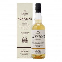 AMAHAGAN World Malt Whisky...