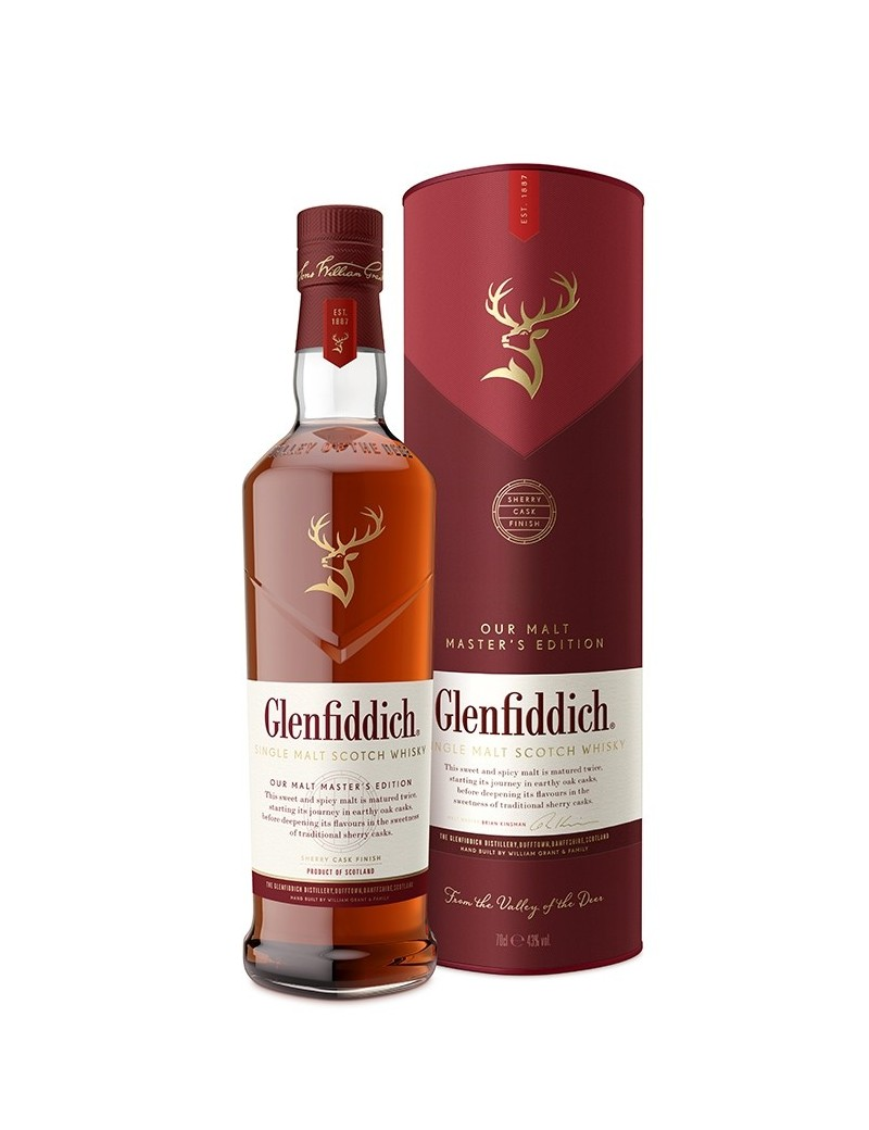 Glenfiddich Malt Master's Edition 43%
