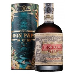 Rhum Don Papa 7 ans Cosmic Pack. Rhum Philippin