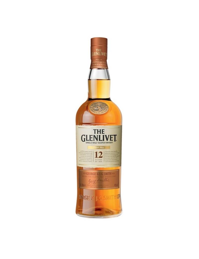 Glenlivet (The) 12 Ans First Fill 40%