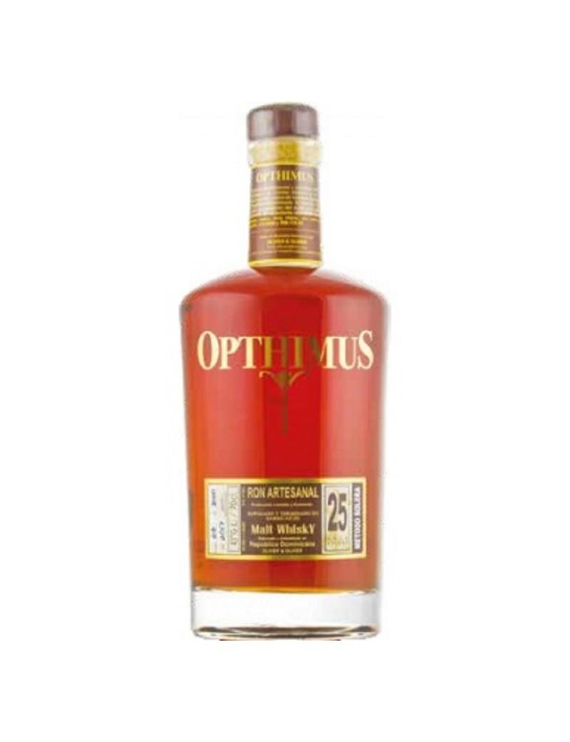 OPTHIMUS 25 ans Finition Single Malt Whisky 43°