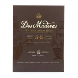 Dos Maderas PX 5+5 - coffret Découverte avec 4 mignonettes 40°