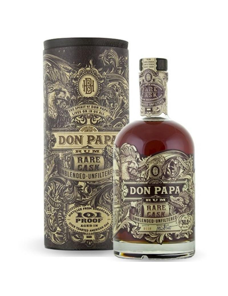 Don Papa Rare Cask 50,5 %
