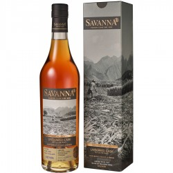 Rhum SAVANNA 9 ans 2010 Agricole ex-cognac ex-armagnac Unshared cask French Connections