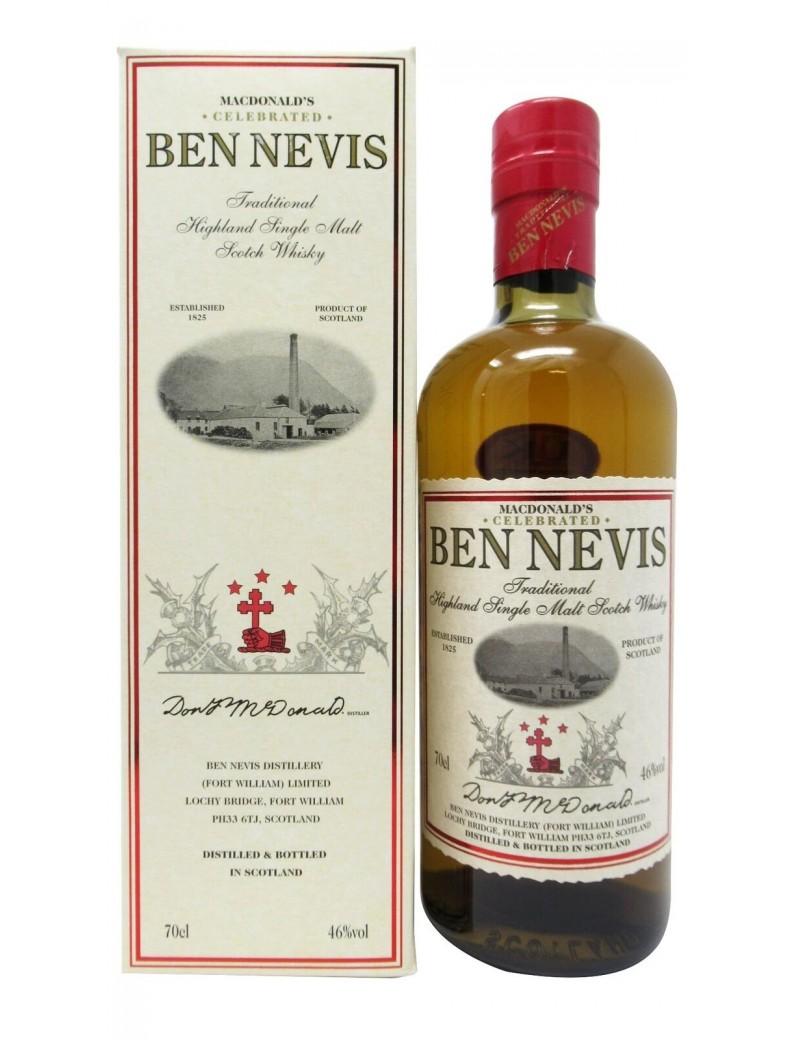 BEN NEVIS Traditional Malt