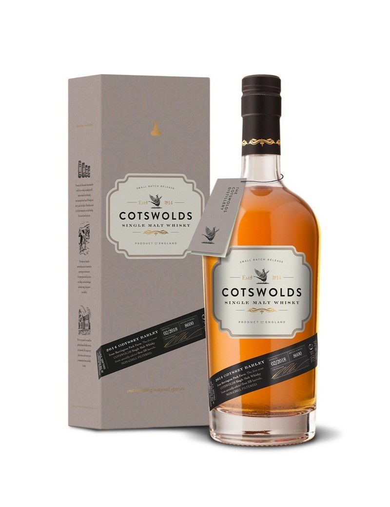 Whisky COTSWOLDS Single Malt