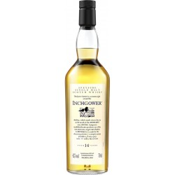 Whisky Inchgower 14 ans - Flora & Fauna 43%