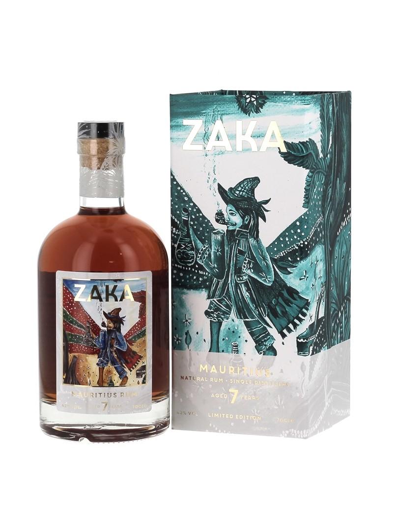 RHUM Zaka Mauritius 7 ans Limited Edition
