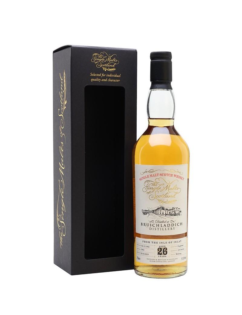Whisky BRUICHLADDICH 26 ans 1992 Elixir