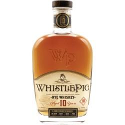 WhistlePig 10 ans Rye Whiskey 50%