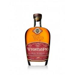 WhistlePig 12 ans - Old World - Rye Whiskey 43%
