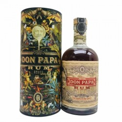 Don Papa Rhum Flore & Faune Canister 40%
