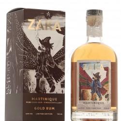 Zaka Rum Martinique Gold La...