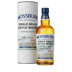 MOSSBURN North British Cask...
