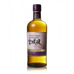 MIYAGIKYO Apple Brandy Wood Finish 47%