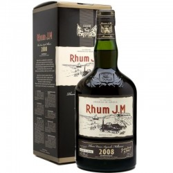 Rhum JM Vieux - Millésimé 2011 - 41.9%