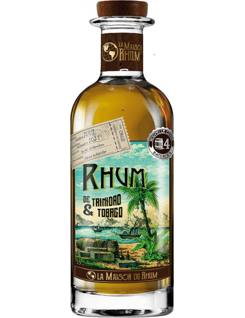 La Maison du Rhum - Trinidad & Tobago Batch 4 55%