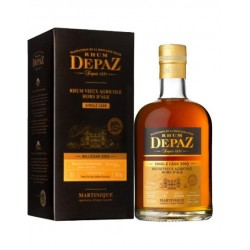 DEPAZ Single Cask 2003 45%