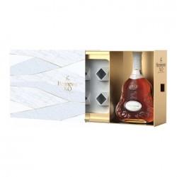 Coffret Cognac Hennessy X.O...
