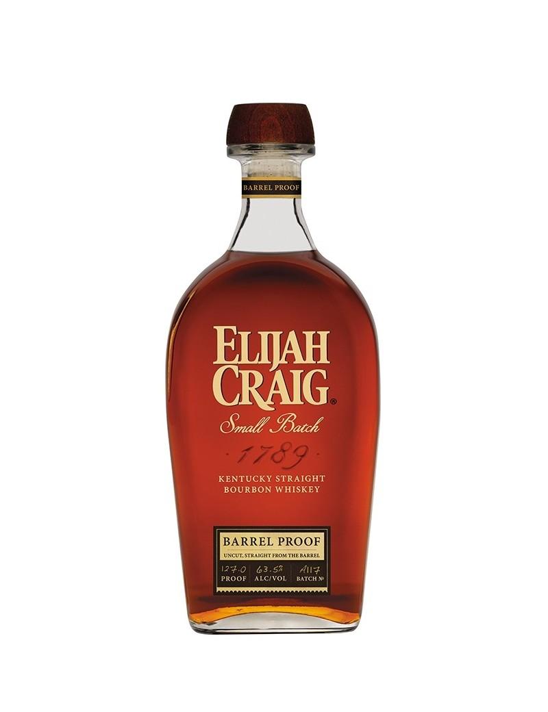 ELIJAH CRAIG 12 ans Barrel Proof 65.7 %