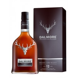DALMORE 12 ans Sherry Cask Select 43%