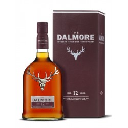 DALMORE 12 ans 40% 70 CL