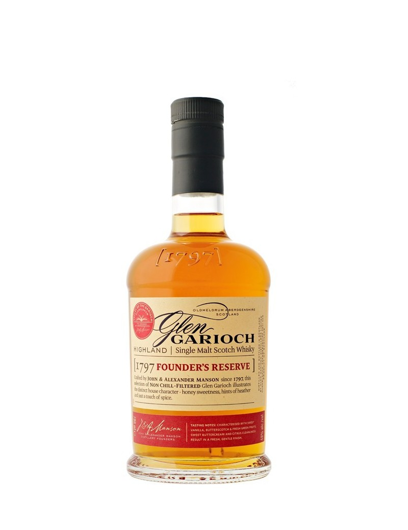 Whisky GLEN GARIOCH Founders Reserve 1797