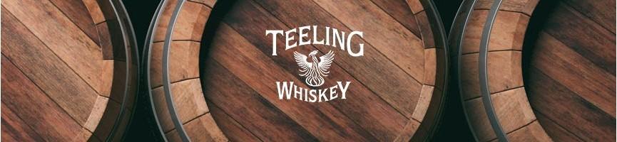 Whiskey TEELING - Distillerie Irlandaise - Mon Whisky