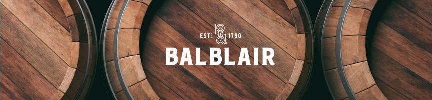 Distillerie BALBLAIR - Mon Whisky