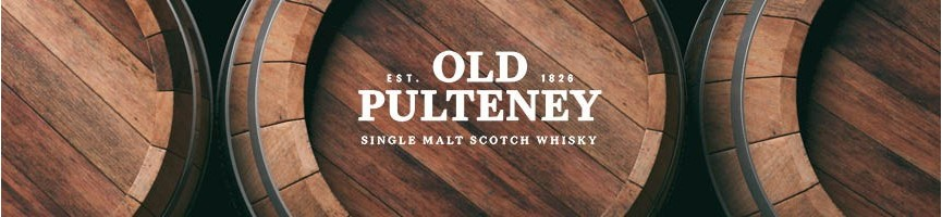 Whisky OLD PULTENEY - Mon Whisky