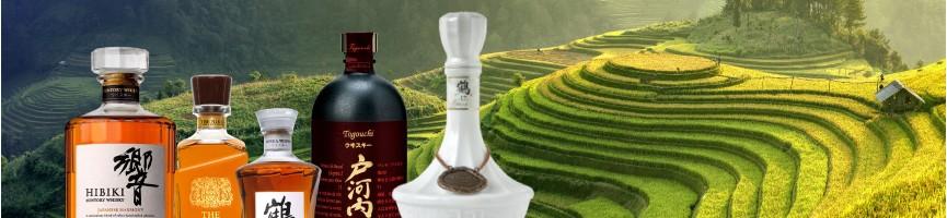 Whisky par Pays