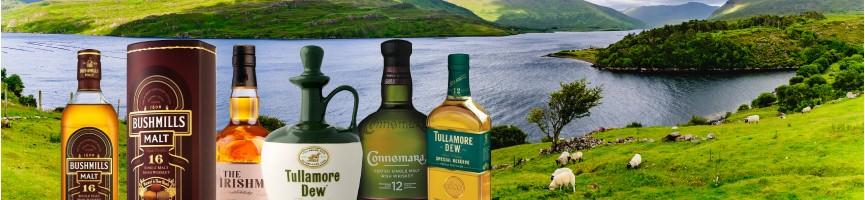 Irish Whiskeys - MonWhisky