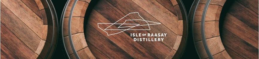Distillerie Isle of Raasay - Whisky écossais - Mon Whsiky