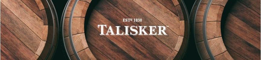 Whisky TALISKER - Distillerie Mon Whisky