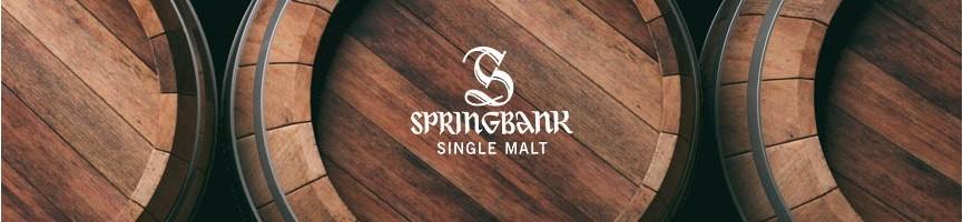 SPRINGBANK - Distillerie Ecossaise - Mon Whisky