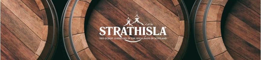 STRATHISLA - Distillerie écossaise du Speyside - Mon Whisky