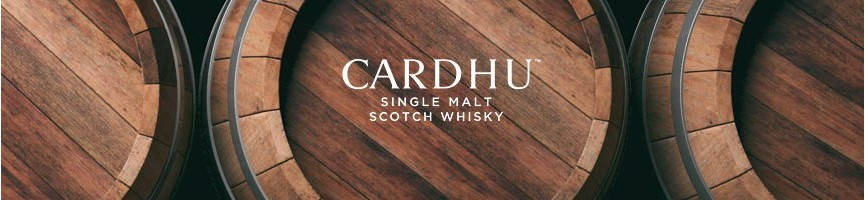 CARDHU Scotch whisky et distillerie - Mon Whisky