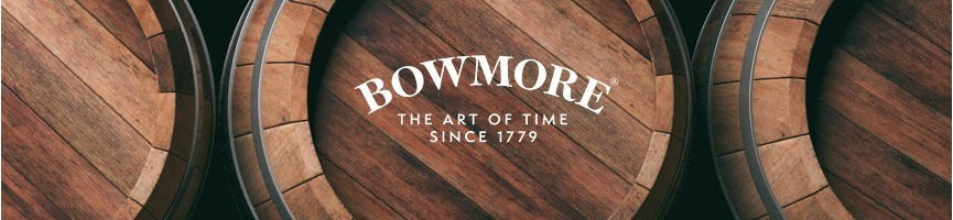 Whisky BOWMORE - Distillerie Ecossaise - Mon Whisky