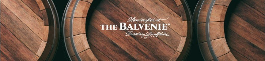 Whisky BALVENIE - Distillerie Ecossaise - Mon Whisky