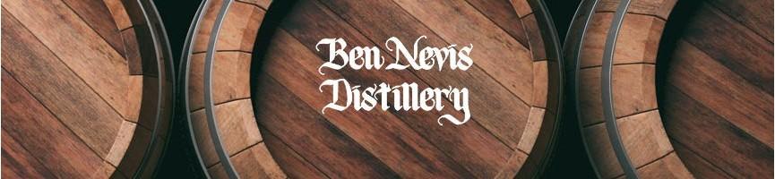 Distillerie BEN NEVIS - Whisky Single Malt Ecossais -  Mon Whisky