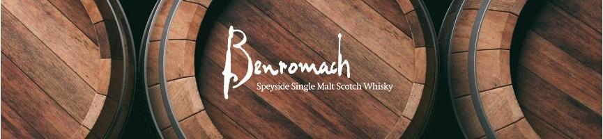 Whisky BENROMACH -  Distillerie écossaise - Mon Whisky