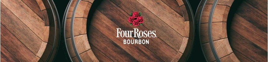 Whisky Bourbon FOUR ROSES - Mon Whisky