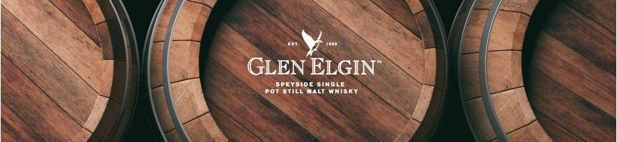 Whisky GLEN ELGIN - Distillerie écossaise - Mon Whisky