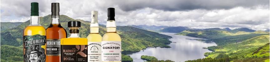 Whisky des Lowlands