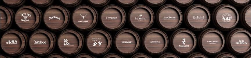 Les distilleries de Whisky dans le monde - Mon Whisky