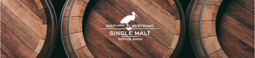 Whisky Uberach - Distillerie Bertrand