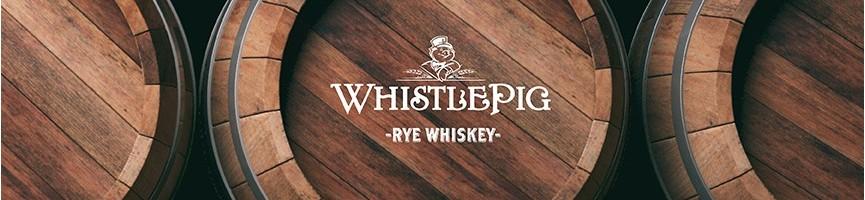 Whiskey Whistle Pig - Mon Whisky