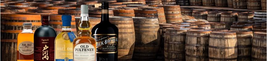 Whiskies Tourbés - Les meilleurs whiskies tourbés