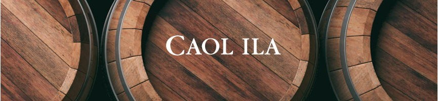 Sélection de whiskies CAOL ILA - Distillerie Ecossaise - Mon Whisky