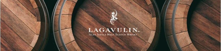 Whisky LAGAVULIN - Distillerie Ecossaise - Mon Whisky